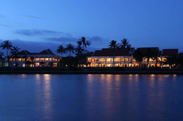 【越南會安】安娜塔拉度假村 (Anantara Hoi An Resort)