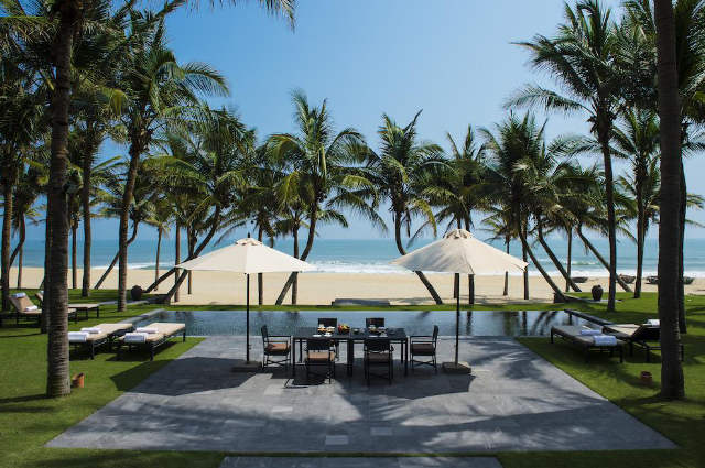 【越南會安】南海四季飯店 (Four Seasons Resort The Nam Hai, Hoi An, Vietnam)