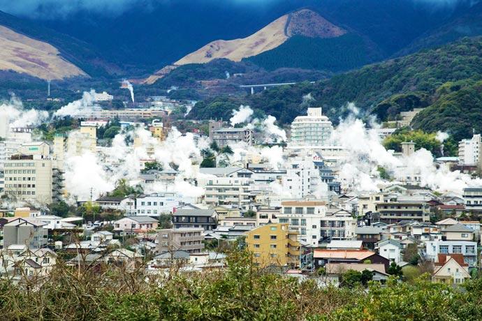 【日本】在九州別府體驗欣賞血之池地獄、海濱沙浴,獨特烹調法「地獄蒸」!