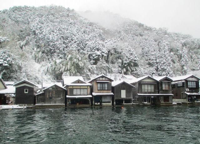 【日本】京都深度旅遊,絕美伊根舟屋