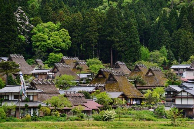 【日本】北陸的白川鄉正夯!但你知道京都郊區也有小小合掌村嗎?!