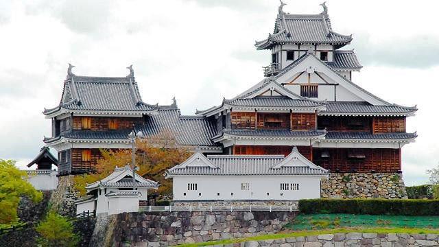 【日本】京都深度旅遊,慢步福知山城
