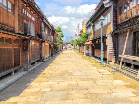從金澤出發,一日行程暢遊北陸地區!
