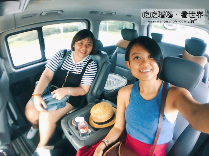 【韓國】聯名部落客Sinpei釜山慶洲-包車分享