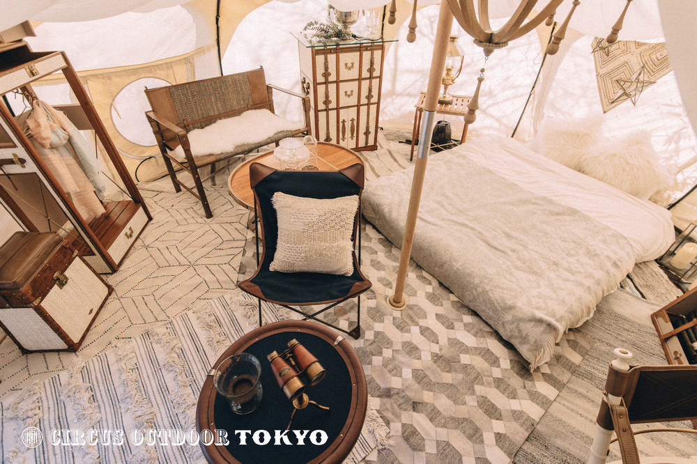 【日本】大人的野奢露營Glamping-關東四日遊,中文司機專屬包車遊景點,入住二晚奢華營地包含早晚餐,每位只要台幣45000元起!